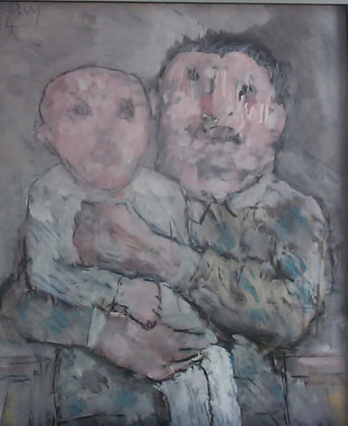 """Father and Child"""