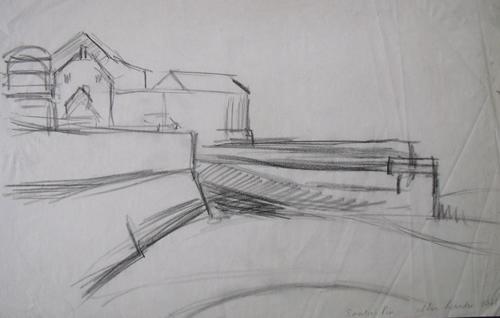 """""""Smeaton's Pier, St Ives"""""""