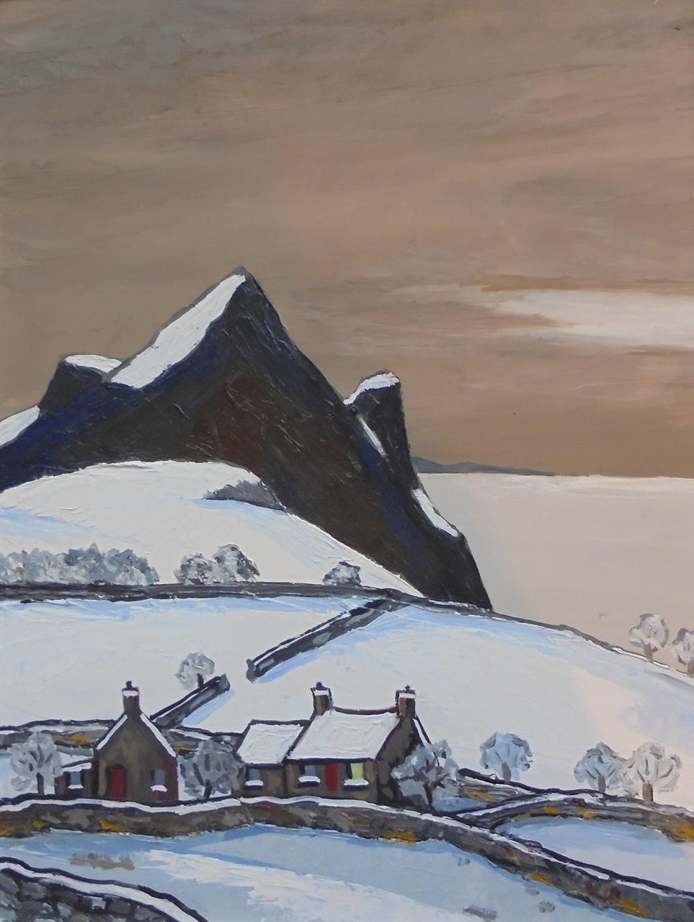 """""""Nefyn in the Winter"""""""