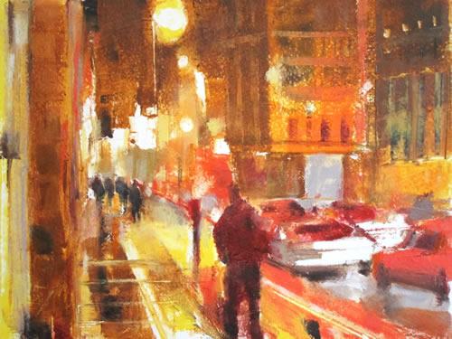"""""""Winter Streetlights"""""""
