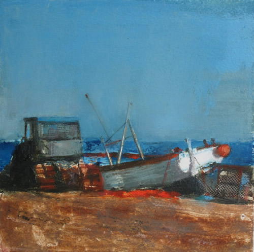 """On Aldeburgh Shoreline"""
