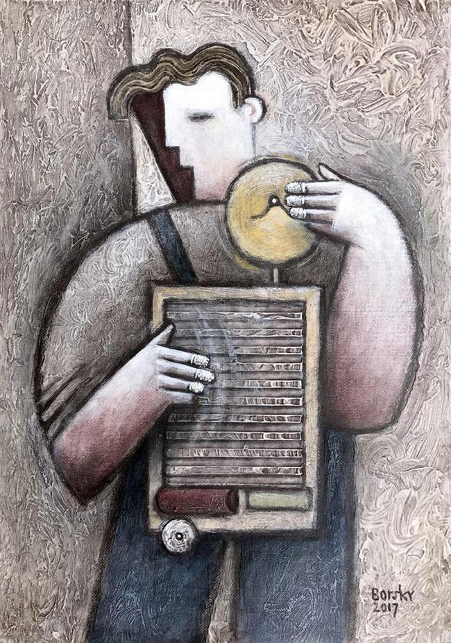 """Washboard Player """