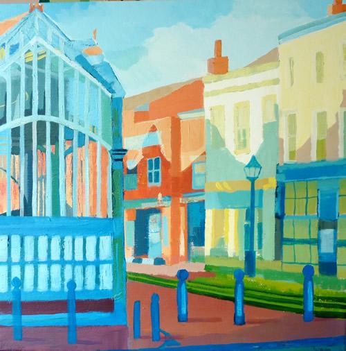 """Victorian Marketplace Stockport"""