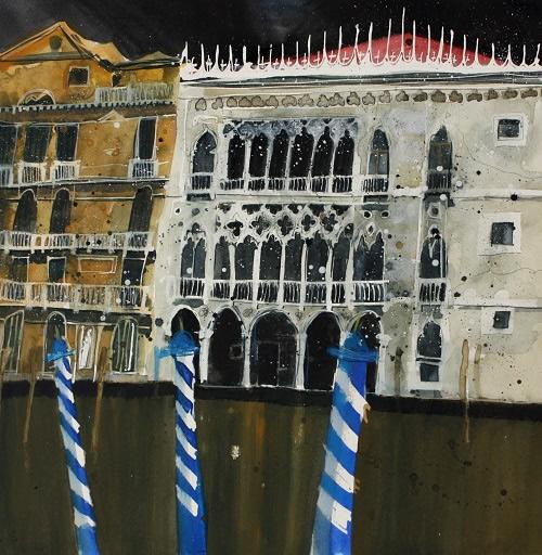 """""""Ca'd'Oro' – Change of Fortune, Venice"""""""