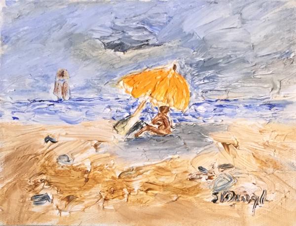 """Yellow Umbrella"""