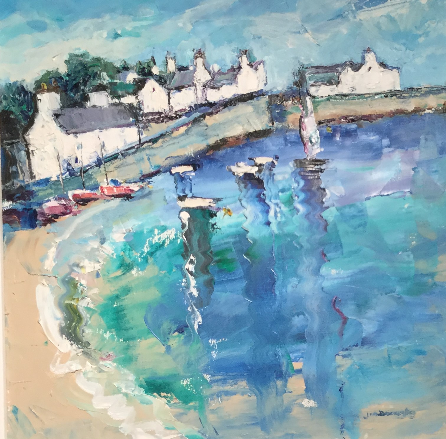 """Cemaes Bay"""