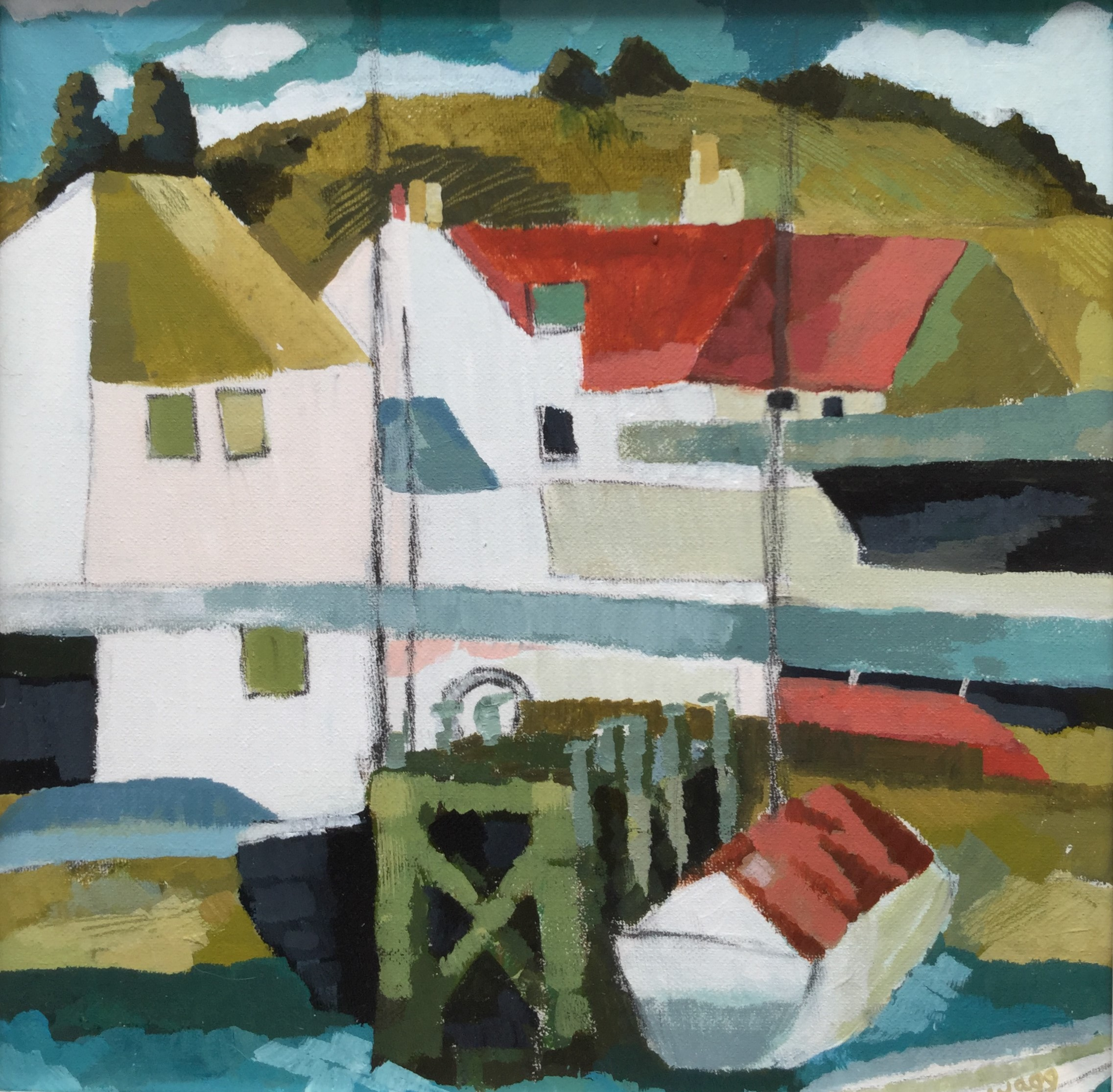 """Harbour and the Hills"""