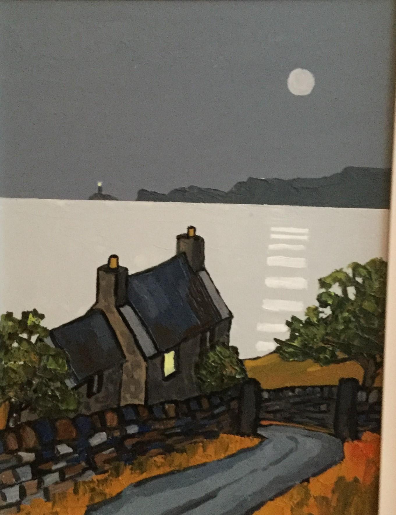 """Moonlight on Cardigan Bay"""