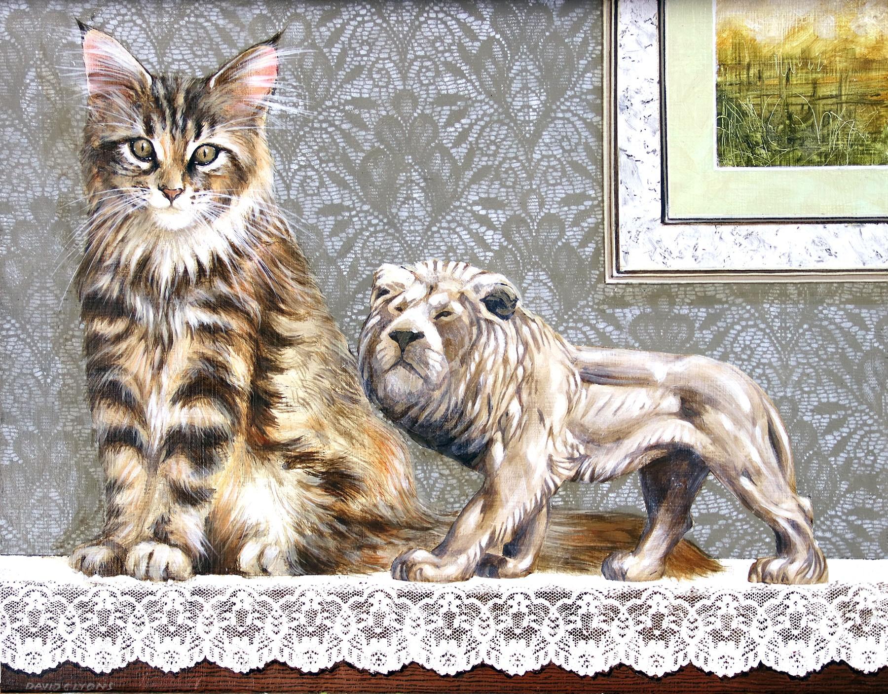 """Big Cat, Little Cat"""