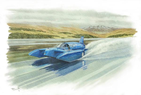 """""""Bluebird K7"""""""