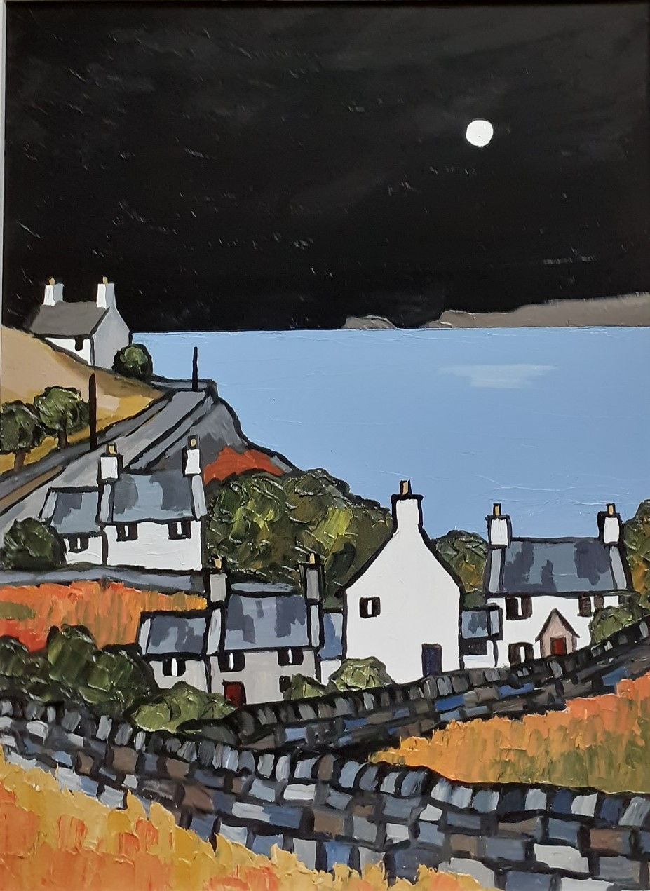 """Cottages on Cardigan Bay"""