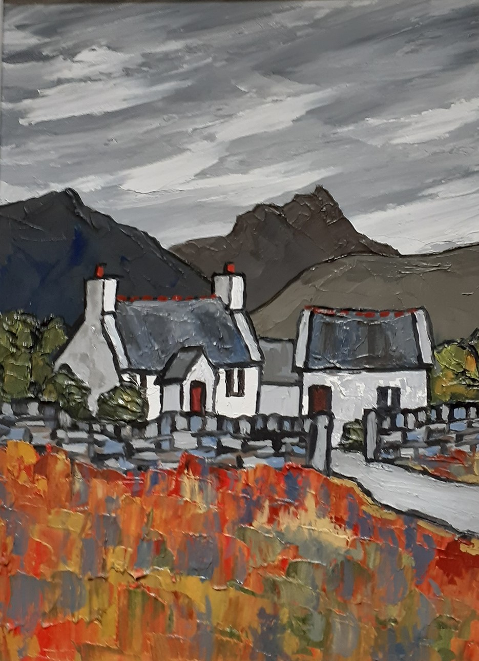 """Mountain Cottage"""