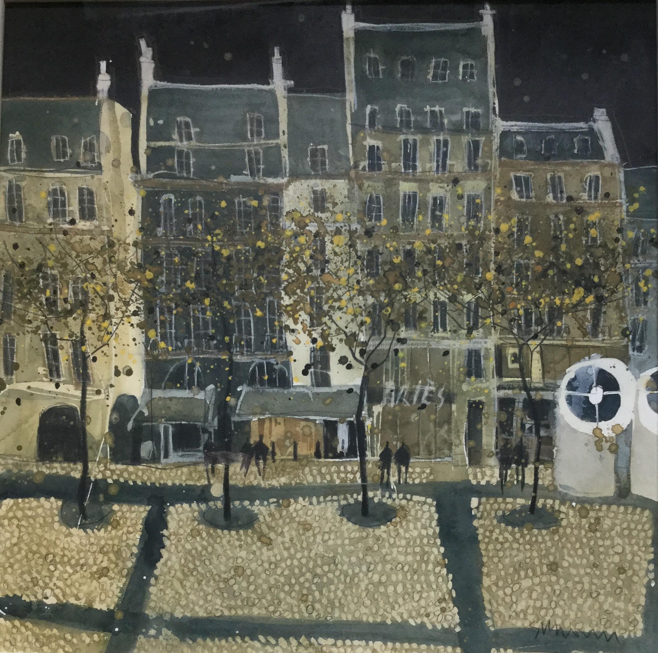 """Rue St Martin, Paris"""