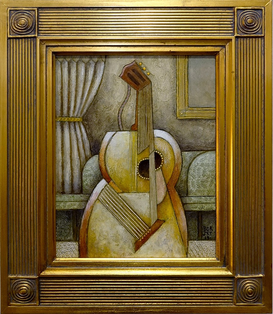 """""""Guitar with Classical Frame"""""""
