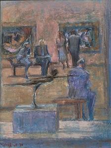 """Looking at Degas"""
