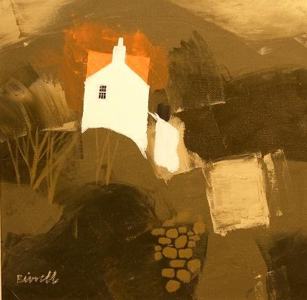 """""""House on the Hillside"""""""