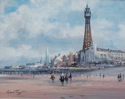 """Blackpool Tower"""