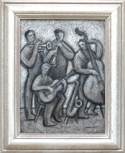 """""""Four Musicians"""""""