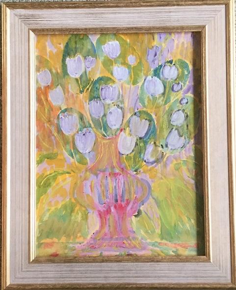"""""""Vase of Tulips"""""""