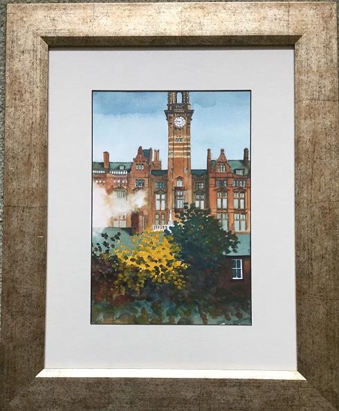 """""""Refuge Building, Manchester"""""""