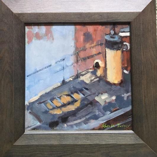 """""""Boat in Albert Dock"""""""