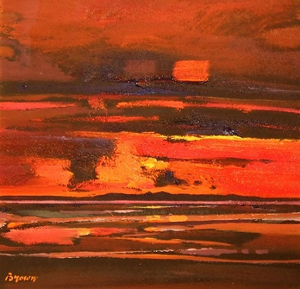 """""""Red Sky at Night"""""""