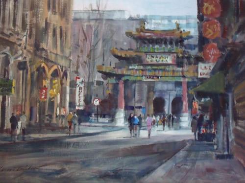 """Chinatown, Manchester"""