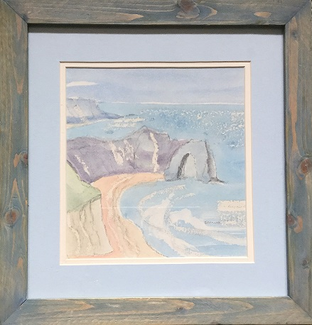"""Durndle Door (Old Swanage)"""