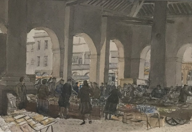 """Street Market"""