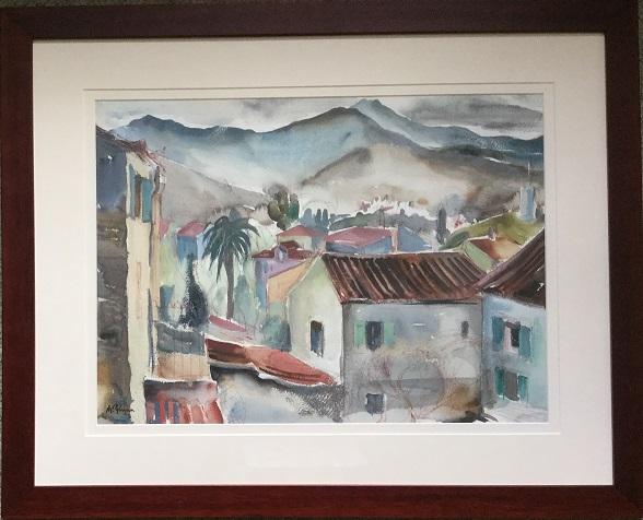 """""""Mediterranean Village"""""""