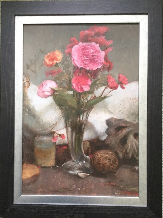 """Carnations and Peonies"""