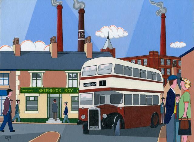 """The Waterhead Bus"""