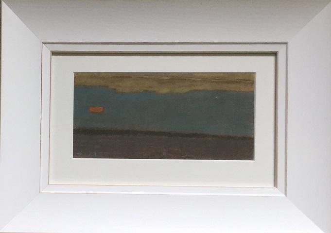 """Estuary Sunset I"""