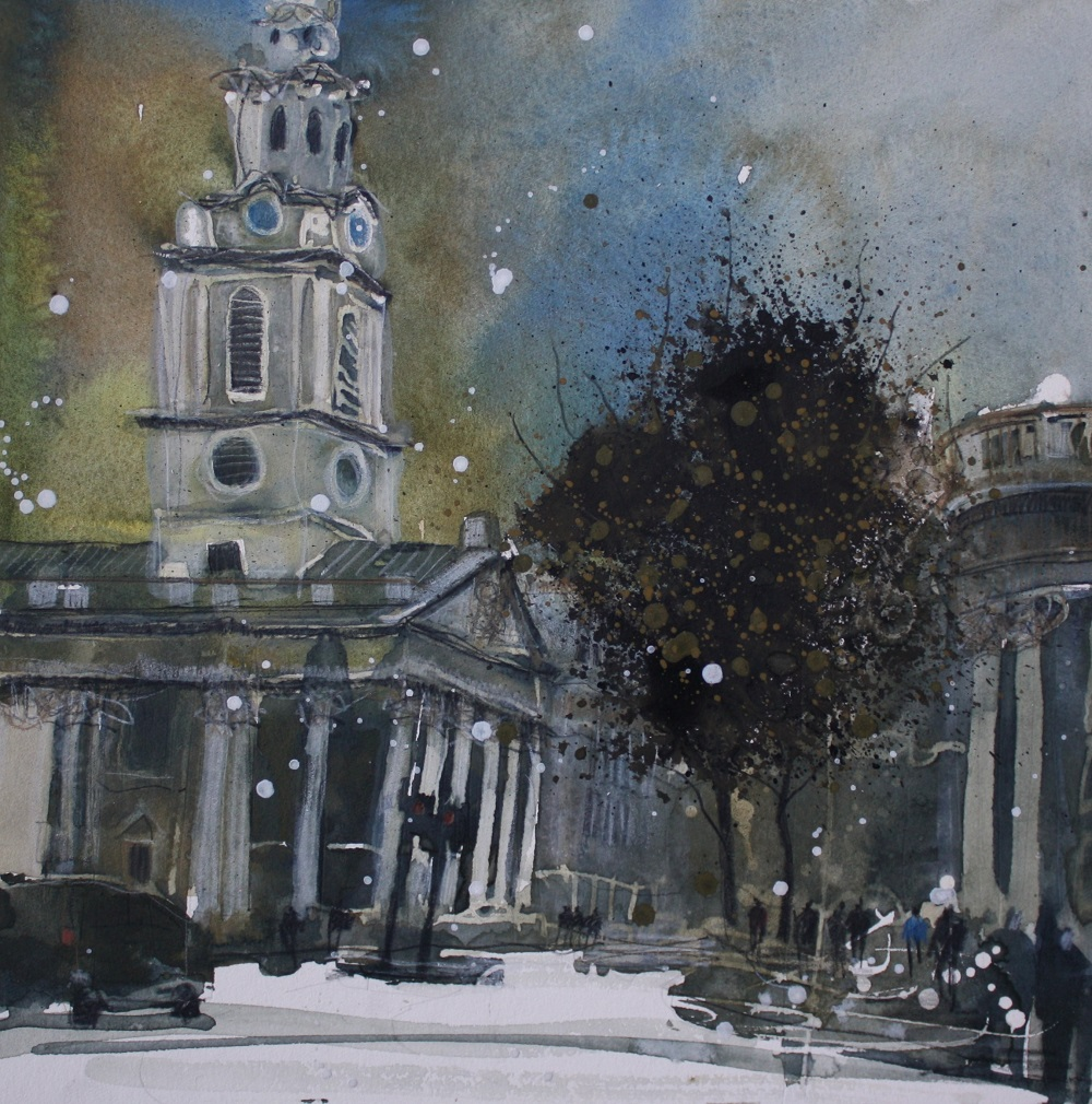 """St Martin in the Fields"""