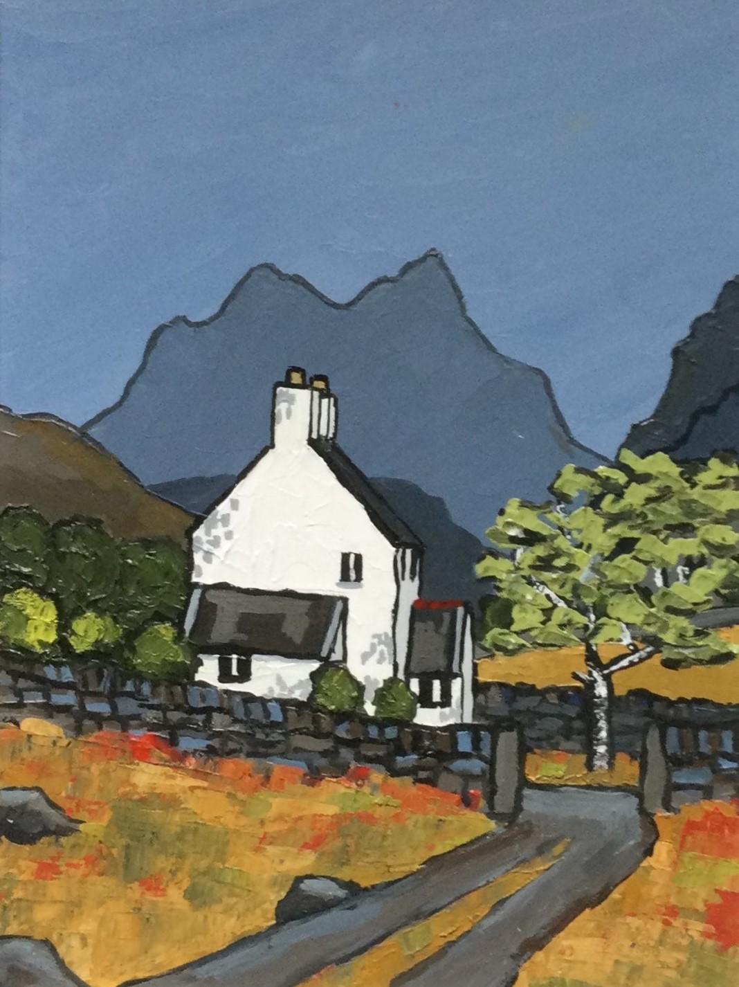 """""""Llugwy Cottage"""""""